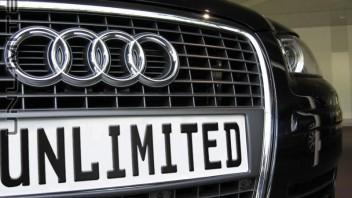 unlimited -Audi A3