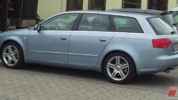 Tic -Audi A4 Avant