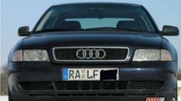 Ralf -Audi A4 Limousine
