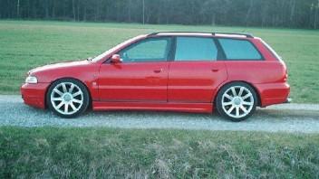 Crashpilot -Audi A4 Avant