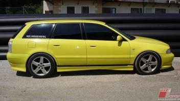 gpoint -Audi A4 Avant