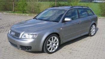 f!r3b@ll -Audi A4 Avant