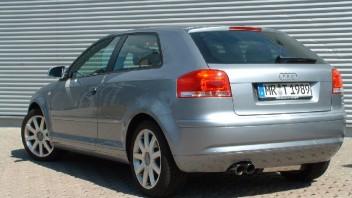 darkspeeder -Audi A3