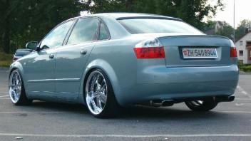 leshilesh -Audi A4 Limousine