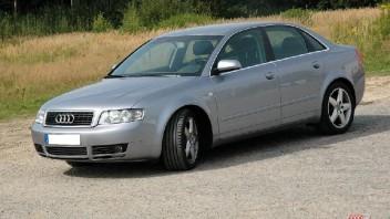 DJerry -Audi A4 Limousine