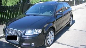 Pitahaya -Audi A3