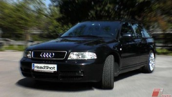 HeadShot -Audi S4