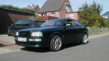 Janu -Audi S2