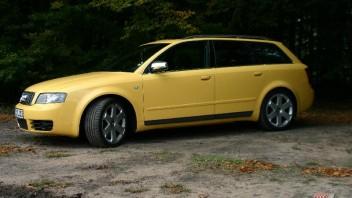 Burnett -Audi S4