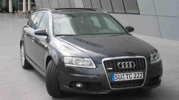 Drive-Consul -Audi A6 Avant
