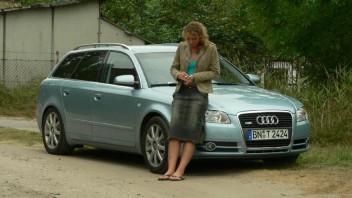 Liquidblau -Audi A4 Avant