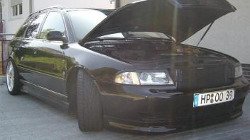 AudiV6Avant -Audi A4 Avant