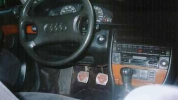 Nebojsa Jevremovic -Audi 100