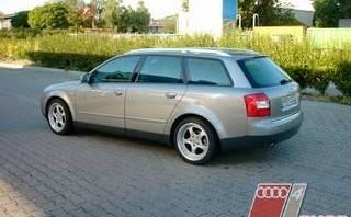 spyky -Audi A4 Avant
