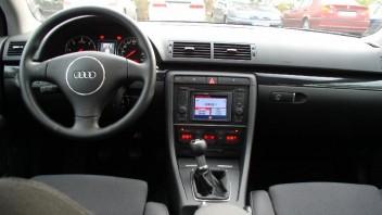 olmedolme -Audi A4 Limousine