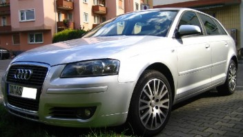 Fortuner -Audi A3