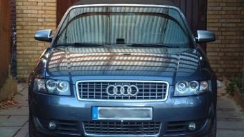JoeArtman -Audi A4 Cabriolet