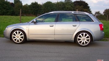 croony -Audi A4 Avant