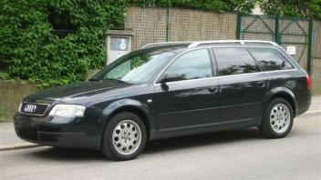 bluetiger -Audi A6 Avant