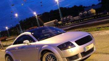 guvi -Audi TT