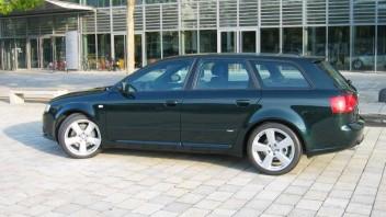 refi -Audi A4 Avant