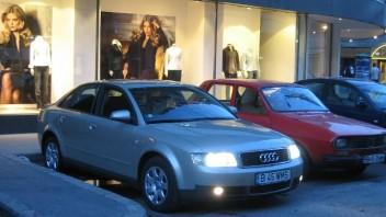 alexrosiu -Audi A4 Limousine