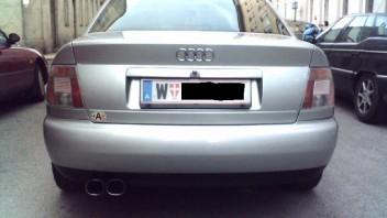 okacako -Audi A4 Limousine
