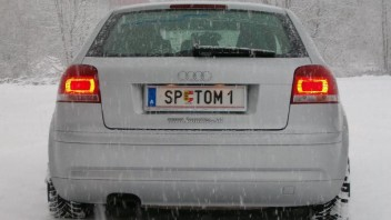 tombarkeeper -Audi A3