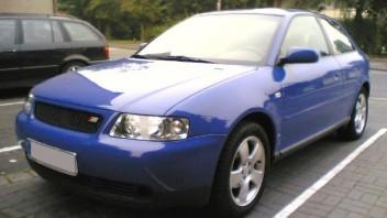 HuGGyBeaR -Audi A3