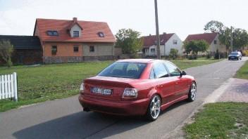 audifanat -Audi A4 Limousine
