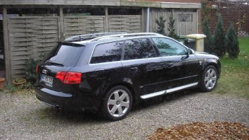 MichiSchmidt -Audi A4 Avant