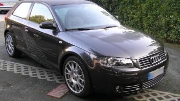 unbekannt -Audi A3
