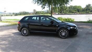 one o -Audi A3
