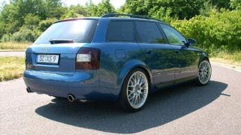 LordOfTheRings Vater -Audi A4 Avant