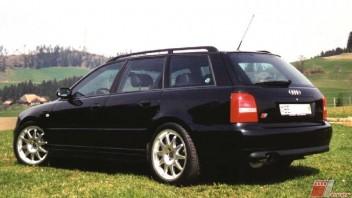 s4zumbi -Audi S4