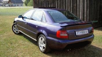 Mad max -Audi A4 Limousine