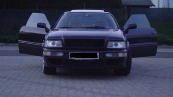 testoviech -Audi S2