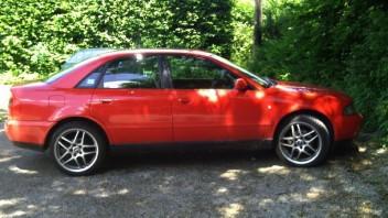 zorkemon -Audi A4 Limousine