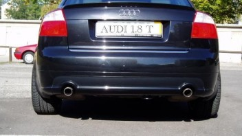 mika001 -Audi A4 Limousine