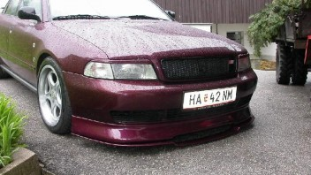 quattro4 -Audi A4 Limousine