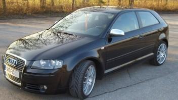 Orthogonalkloete -Audi A3