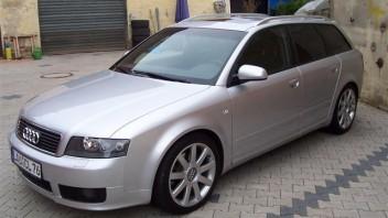Frankenchris -Audi A4 Avant