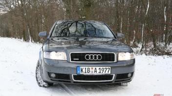 alexnet -Audi A4 Limousine