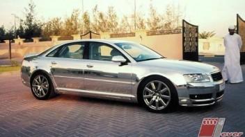 Poppi -Audi A3