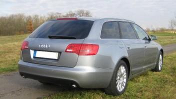 rayracker -Audi A6 Avant