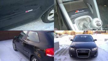 labelchanger -Audi A3