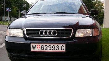 mdbsurf74 -Audi A4 Limousine