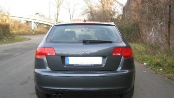 MercedesBond -Audi A3
