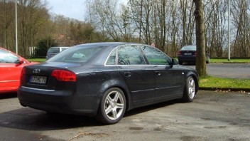 mike.lang -Audi A4 Limousine