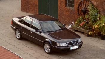 justy -Audi 100